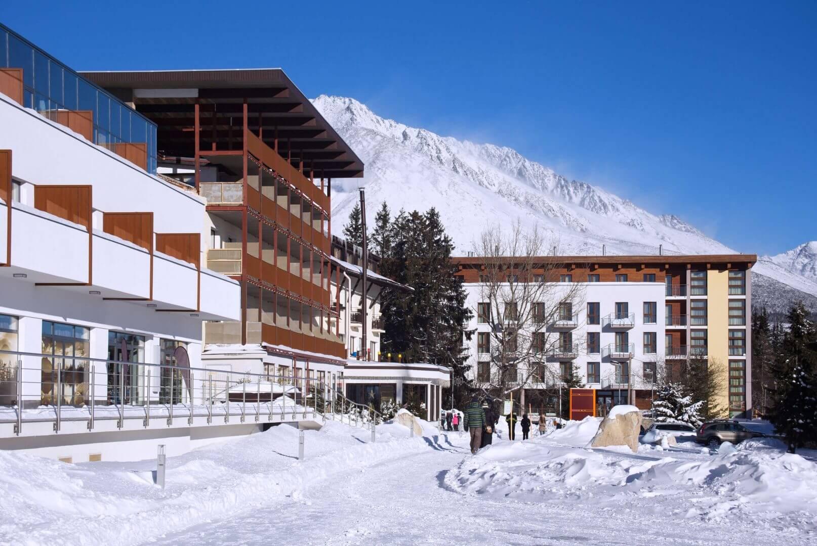 Ośrodki narciarskie – Słowacja