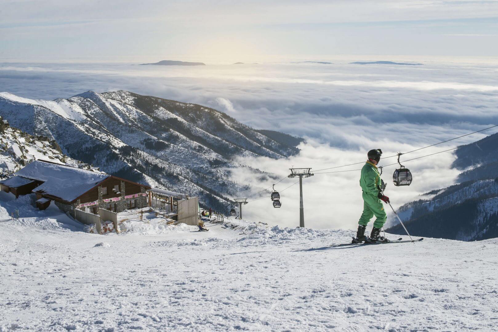 Słowacja – narty