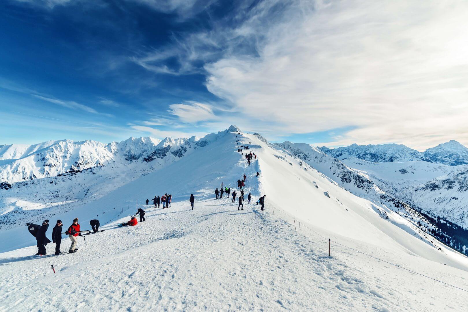 Zakopane – trasy narciarskie