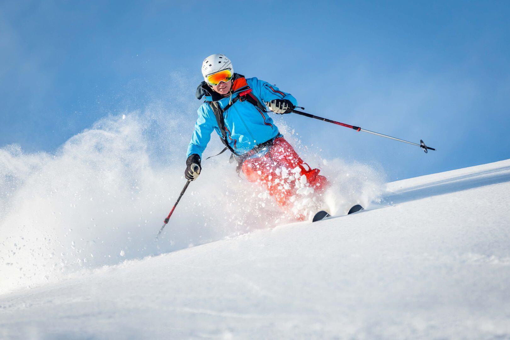 Wieżyca – stok narciarski