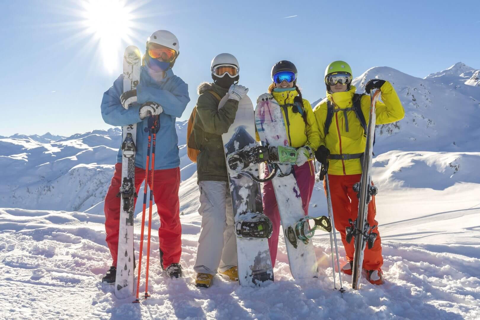 Pierwszy wyjazd na narty – 5 zasad organizacji