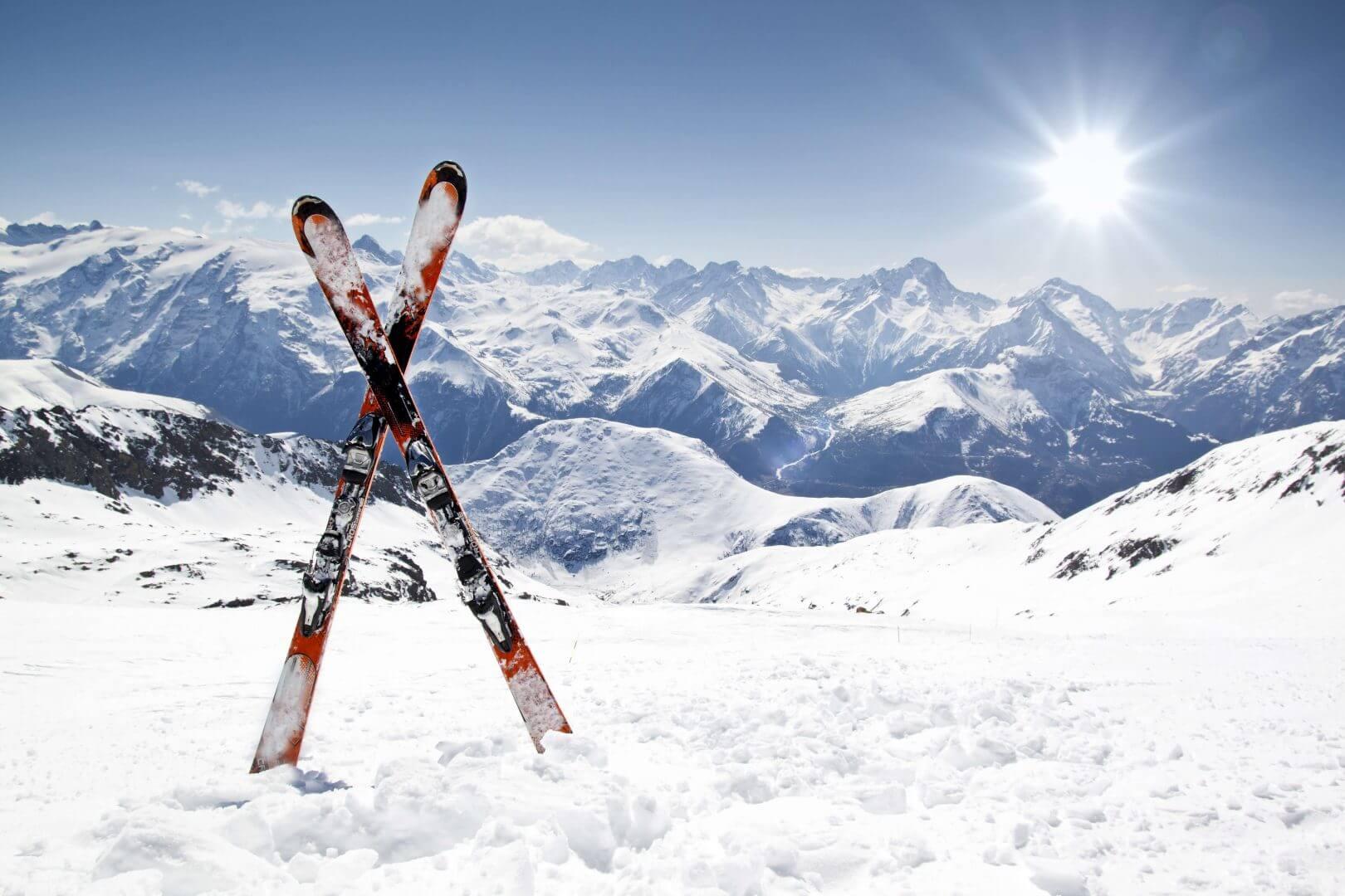 Alpy włoskie – słońce i śnieg w jednym