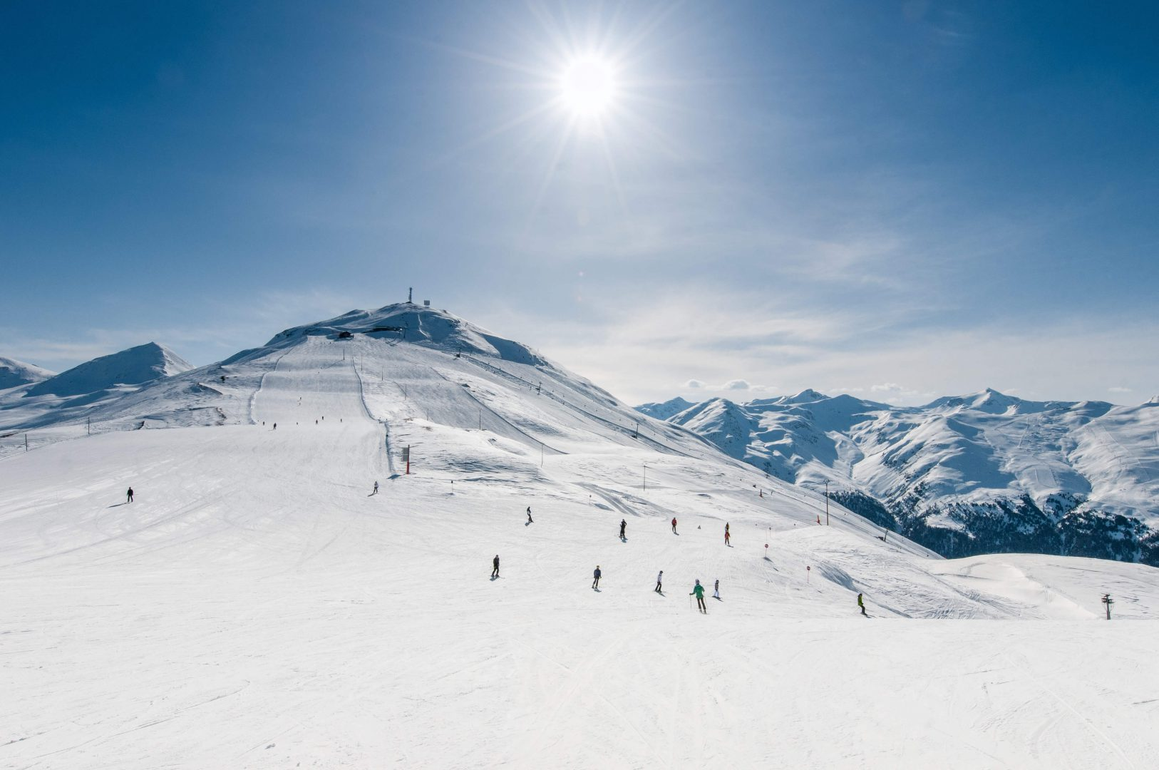 Livigno – trasy narciarskie