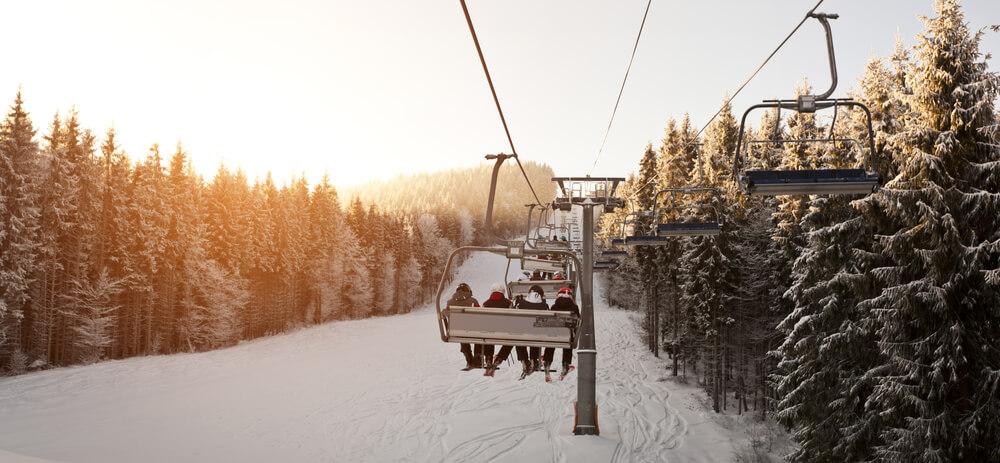 Ośrodki narciarskie w Austrii
