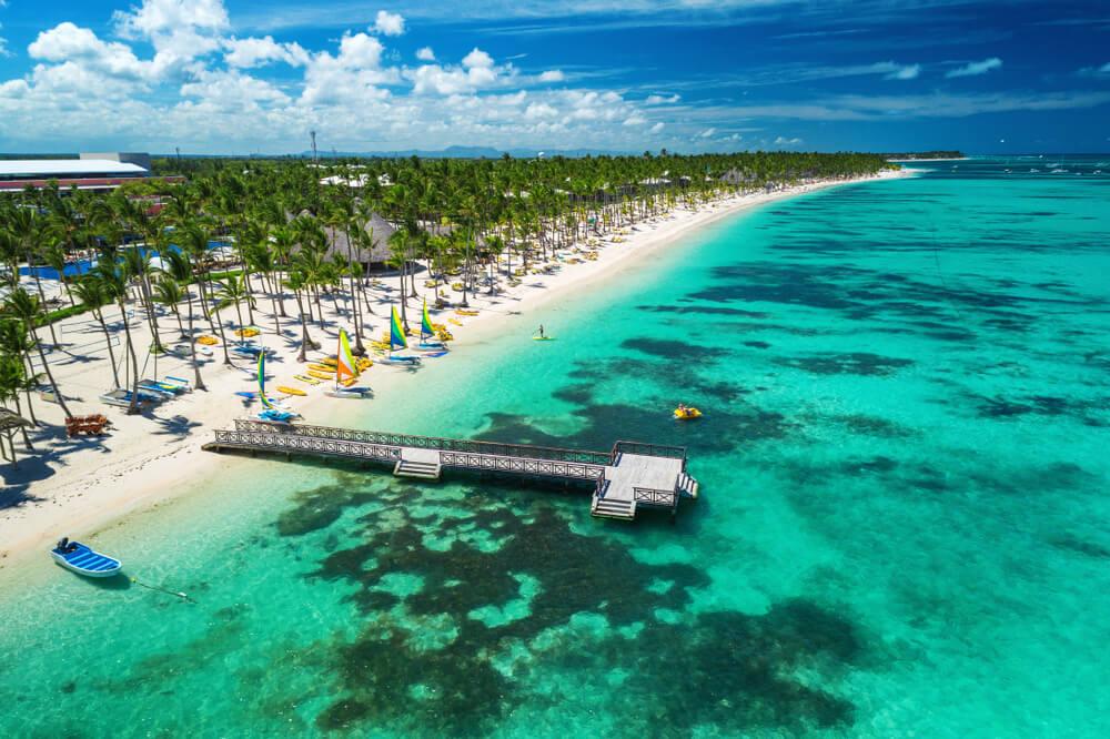 Plaże na Dominikanie