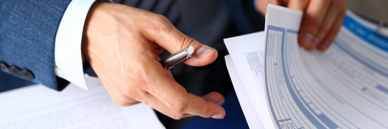 Ubezpieczenie OC biura rachunkowego