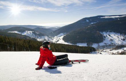 Zimowe ferie w górach – jakie ubezpieczenie dla rodziny?
