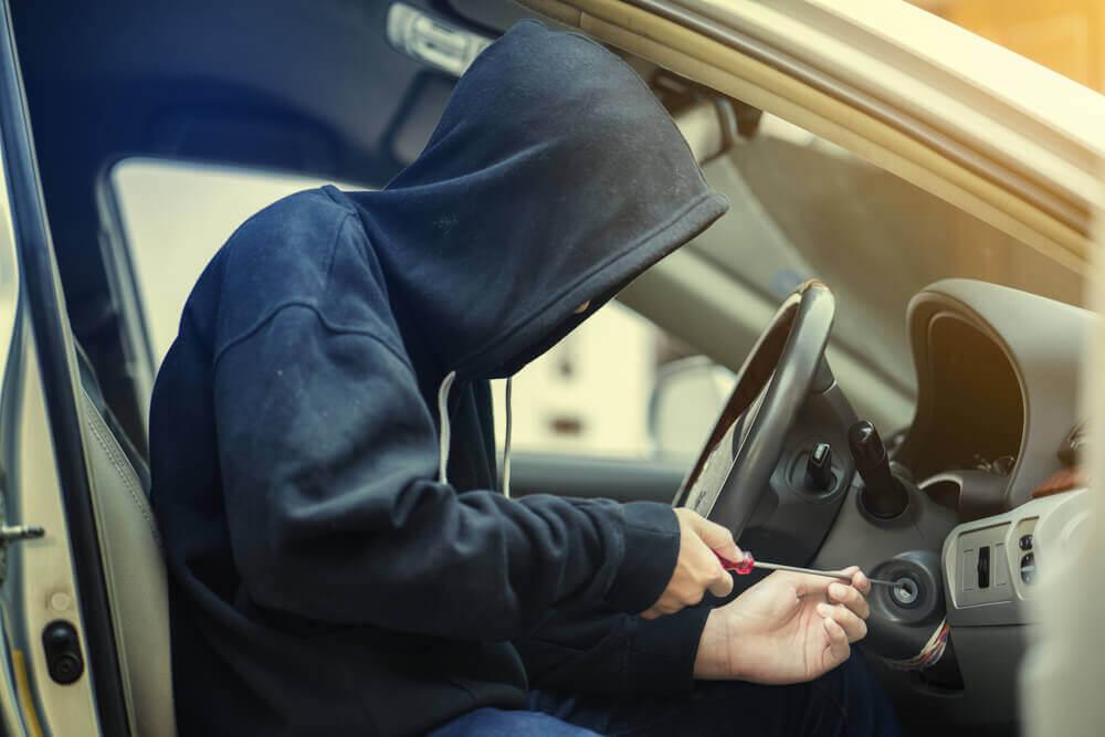 AC od kradzieży samochodu