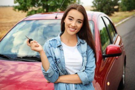Najlepsze auto dla młodego kierowcy – wpływ na wysokość OC