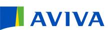 Aviva - logo towarzystwa