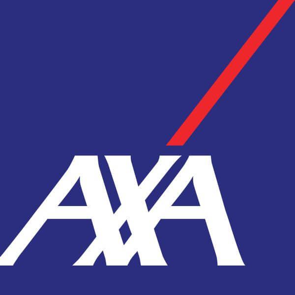 AXA - logo towarzystwa