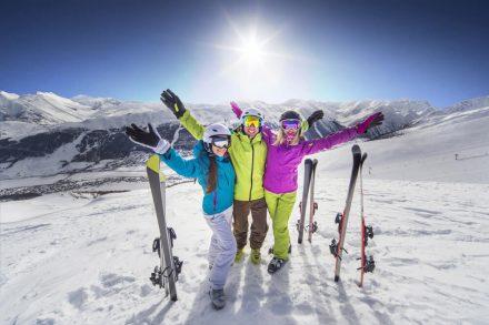 Gdzie na narty jeżdżą Polacy?