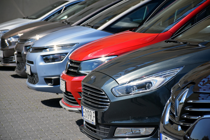 Przegląd składek polis samochodów marki Ford