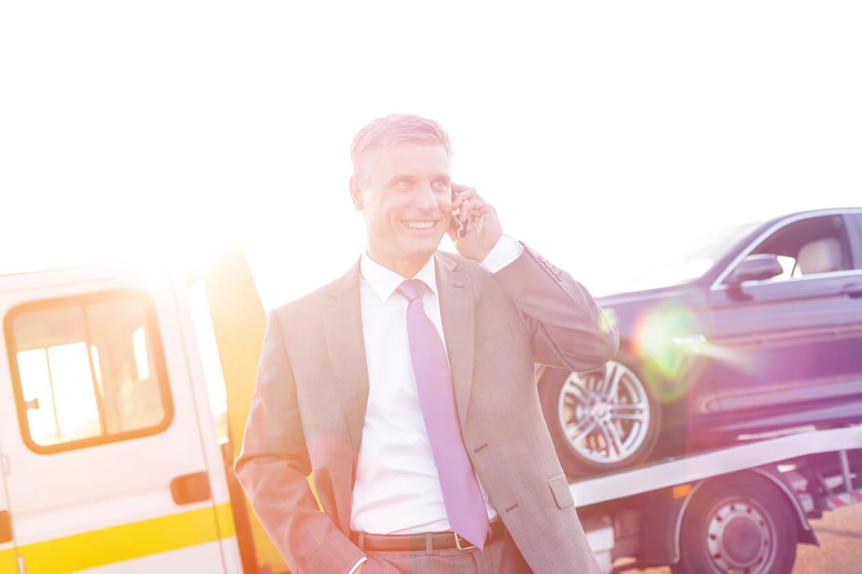 W jaki sposób można zabezpieczyć się na wypadek holowania samochodu za granicą?