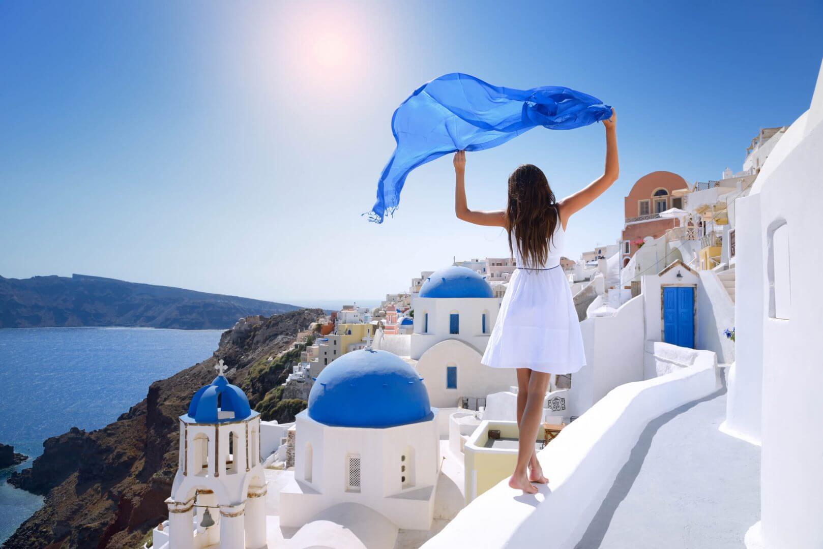 Najpiękniejsze wyspy greckie