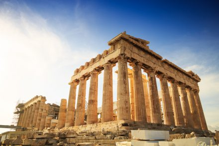 Ateny – dojazd z lotniska do miasta