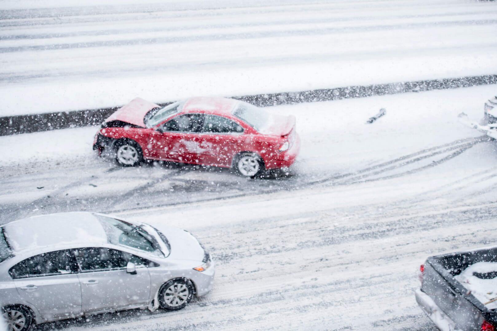 Warunki na drodze, a ubezpieczenie
