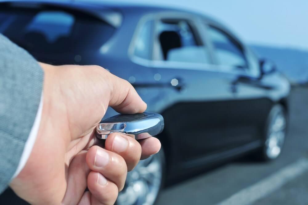 Przekazaniu kluczyków do auta w leasingu