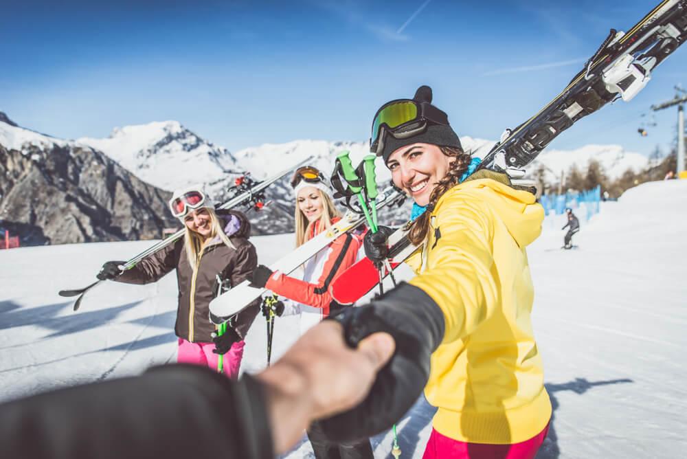 narty w alpach ubezpieczenie na narty