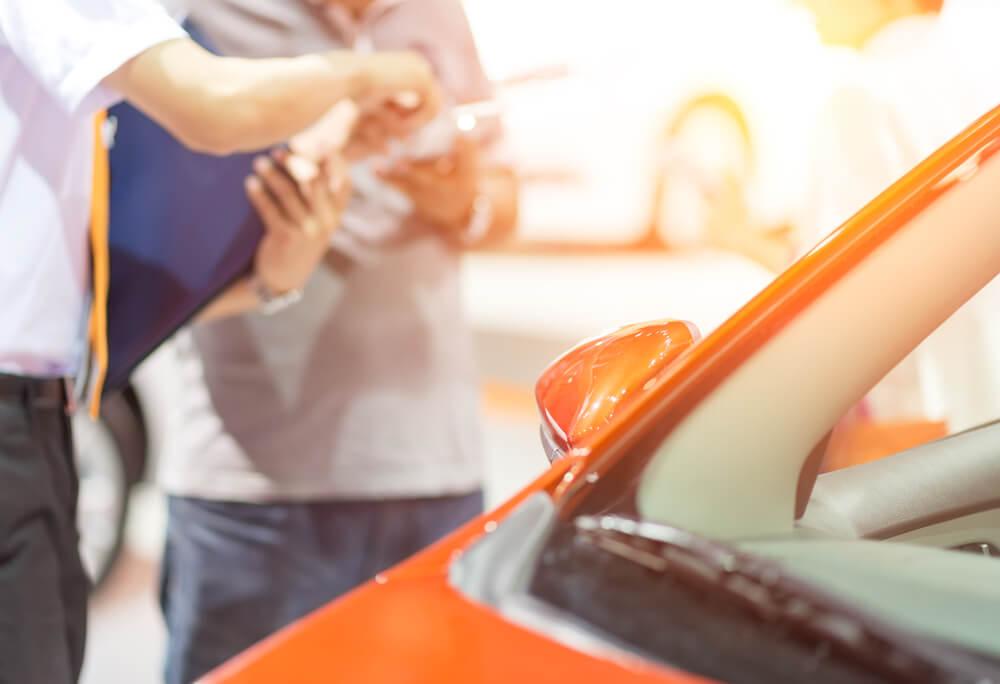 jak spisać umowę kupna samochodu?