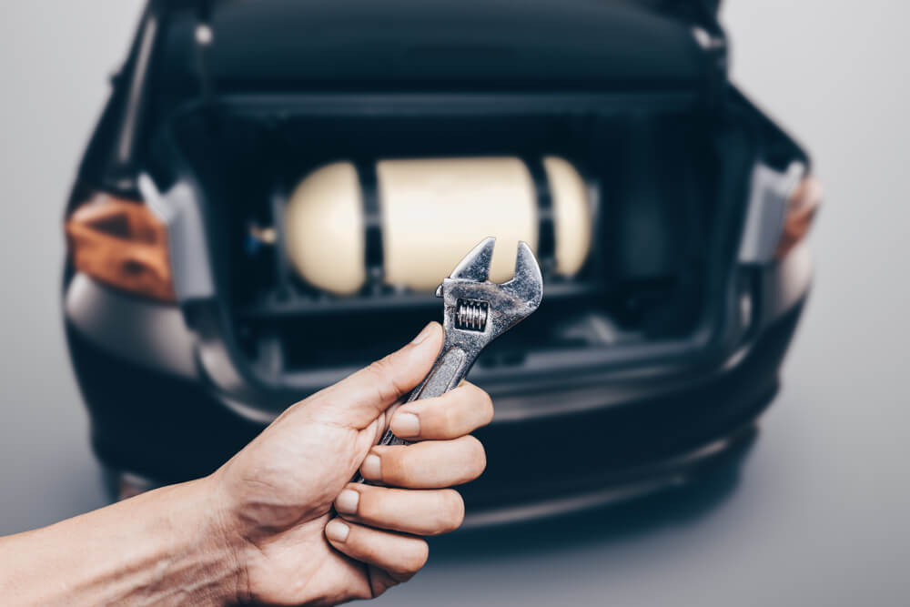 ubezpieczenie auta na gaz
