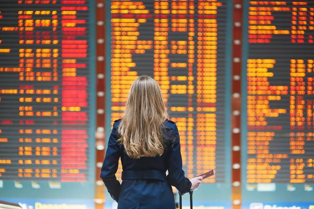 Opóźniony lot – przyda się ubezpieczenie podróży samolotem