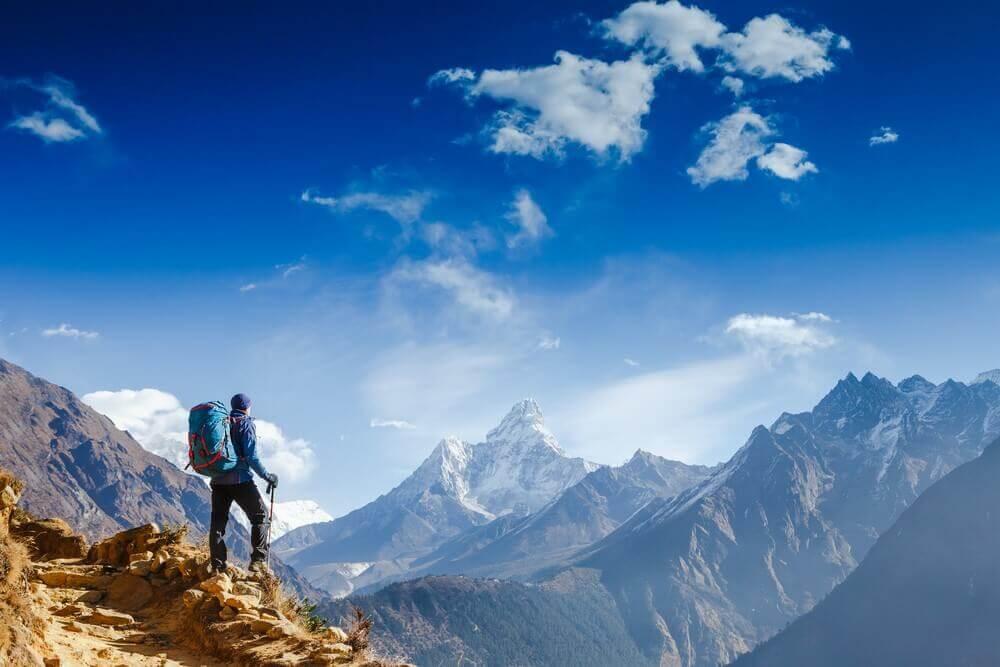 Aktywne wakacje w górach to m.in. wędrówki powyżej 2500 m n.p.m.