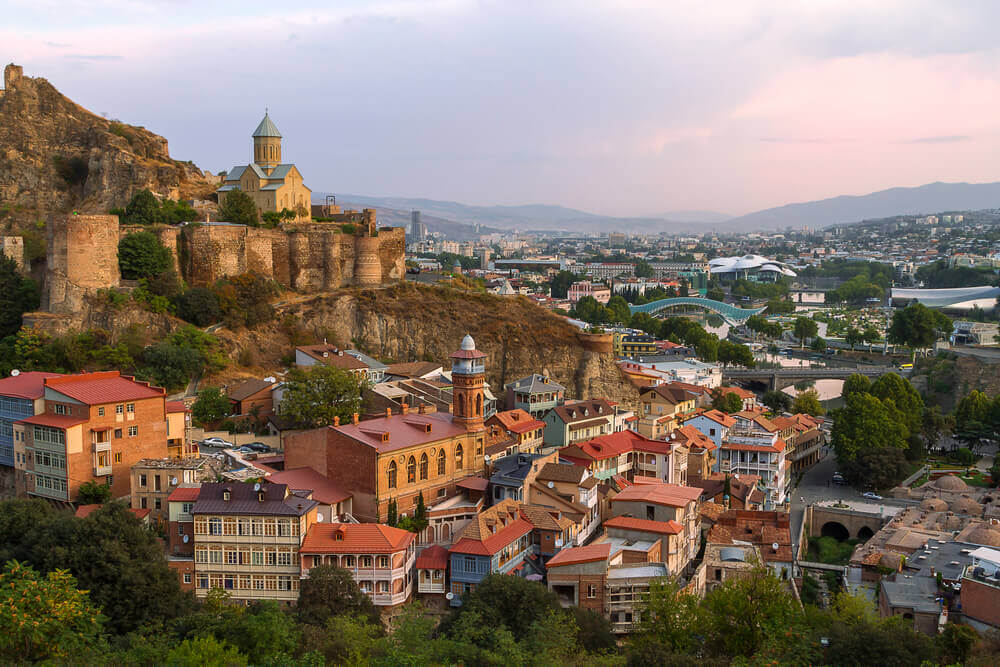 Wakacje – Gruzja – Tbilisi
