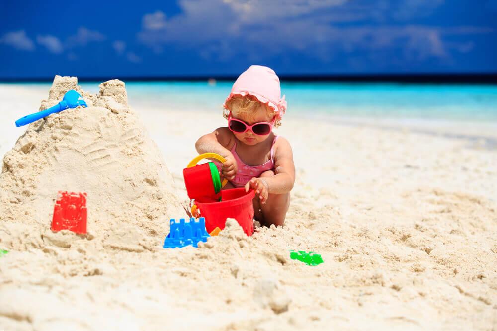 co wziąć na wakacje z dzieckiem