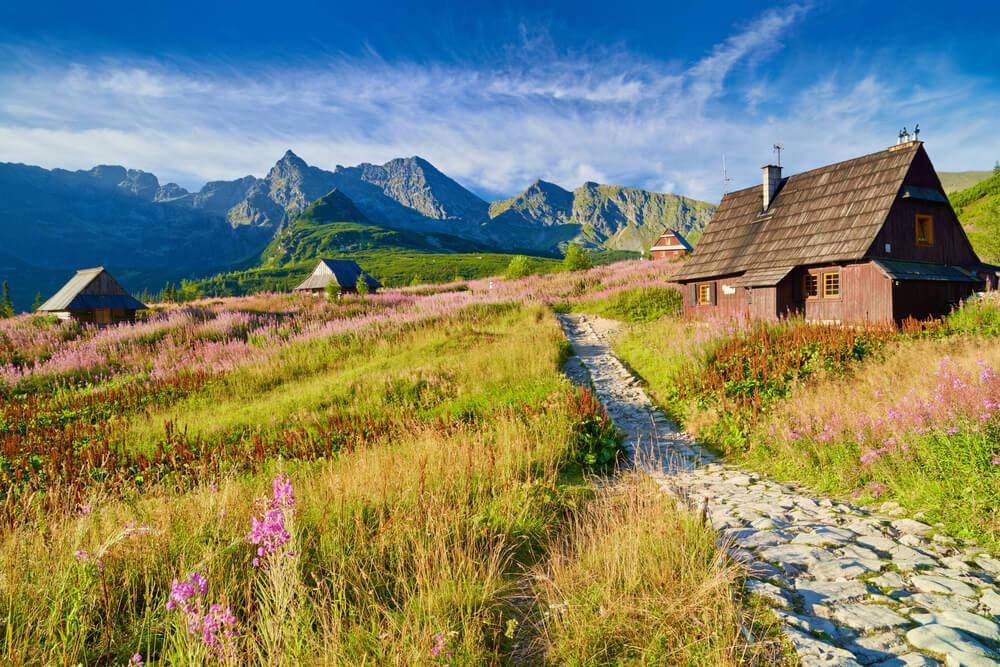 wyjazd wielkanocny w góry