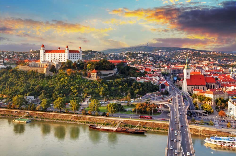 Winiety Słowacja – Bratysława