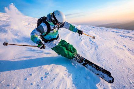 Sporty zimowe, czyli aktywny sposób na spędzenie czasu zimą