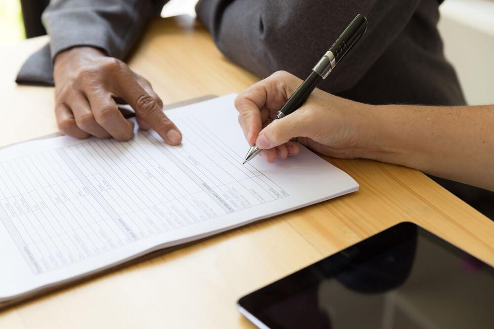 Rezygnacja z OC – wypełnianie formularza w domu