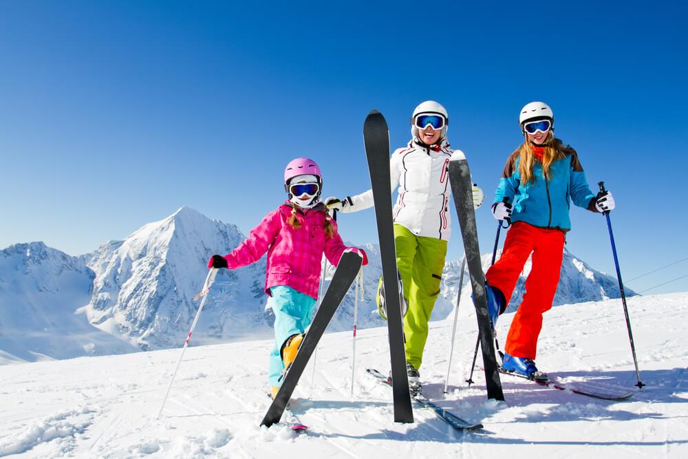 ubezpieczenie na narty dla rodziny