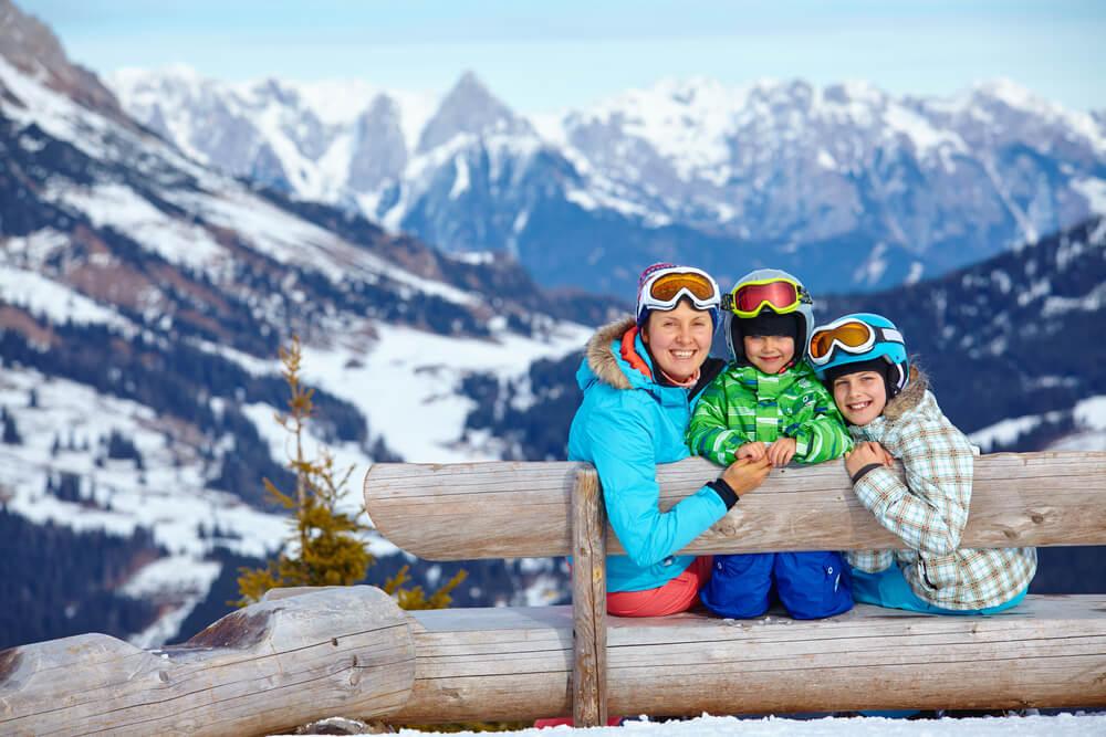 ubezpieczenie narciarskie dla rodziny